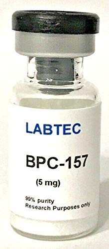 LABTEC BPC-157 5mg (Body Protective Compound)