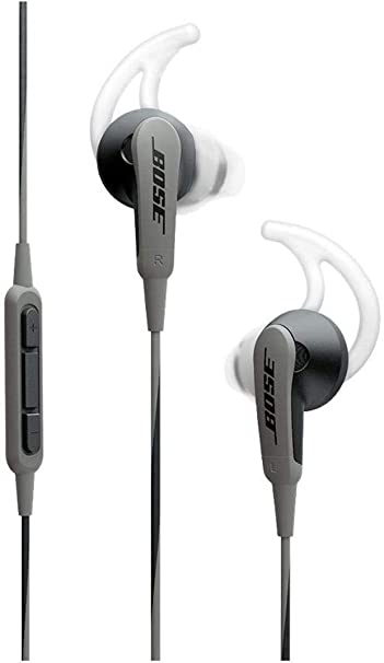 788a8efab86 Bose SoundSport In-Ear Earphones for Samsung and Android Devices - Charcoal  Black