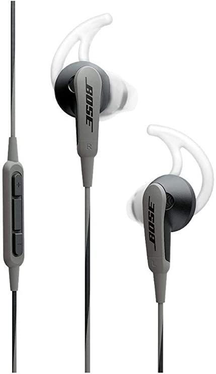d797d6f9f8d Amazon.com: Bose SoundSport in-ear headphones for Samsung and Android  devices, Charcoal: Home Audio & Theater