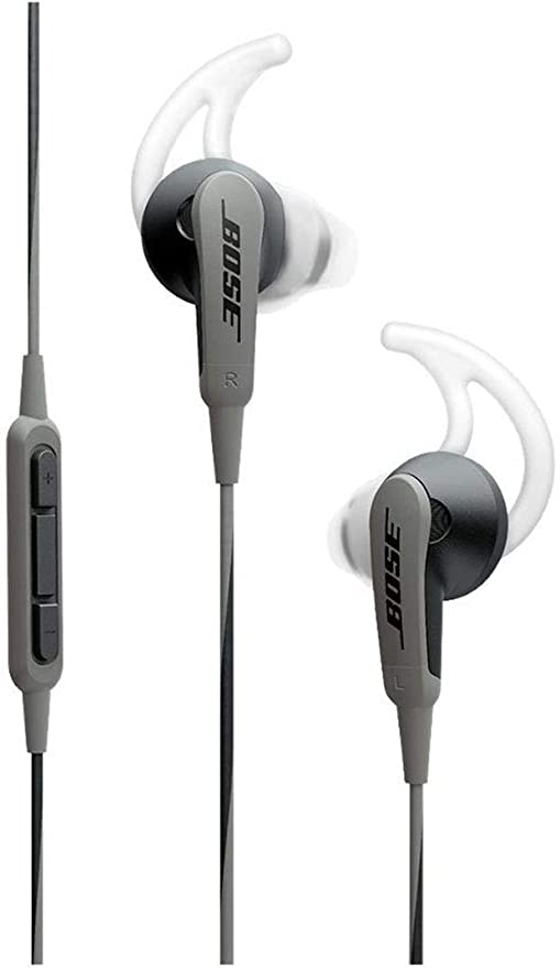 4d411a83d4f1de Amazon.com: Bose SoundSport in-ear headphones for Samsung and Android  devices, Charcoal: Home Audio & Theater