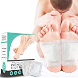 What Are Premium Foot Pads?  Formulated with organic bamboo extracts, ancient herbs, rare gemstones and years of medical research in Japan, these organic foot pads are specifically designed stimulate reflexology zones. Apply one foot pad to each foot...