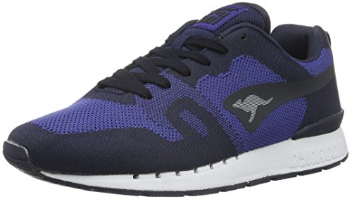 449 Adulte Woven Navy KangaROOS Mixte Omnicoil Baskets Dk Multicolore Ultramarine Basses 7F5wwvfnxq