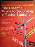 The Essential Guide to Becoming a Master Student Third Edition, Davis Ellis and Skip Downing, 1305315987
