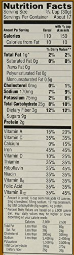 Special K Kellogg's Cereal, Vanilla Almond, 18.80 Ounce Top Deals