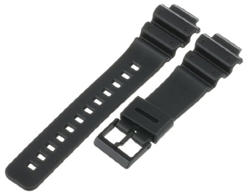 Voguestrap TX16G14 Allstrap 16mm Black Regular-Length Fits Casio G-Shock and Tri-Graph Watchband