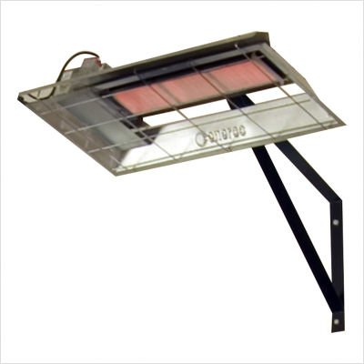 (Heatstar By Enerco F125444 Radiant Overhead Garage Heater MH25NG Natural Gas)