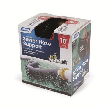 Sidewinder Plastic Sewer Hose Support - 3