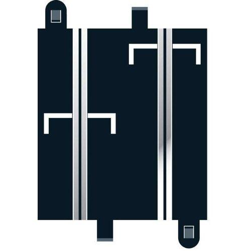 Scalextric C7018 Digital Track Half Straight Starter Grid by Scalextric