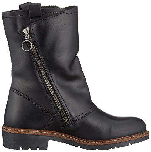 Bottes Semu329fly Femme Noir 002 Souples London Black Fly 6TqU5