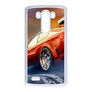 BMWM3 LG G3 Cell Phone Case White M3784315