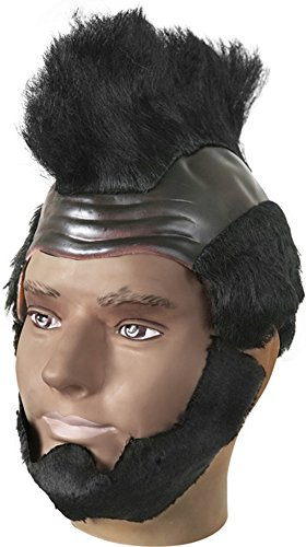 [Mr. T Deluxe Adult Costume Set] (Mr T Costumes)