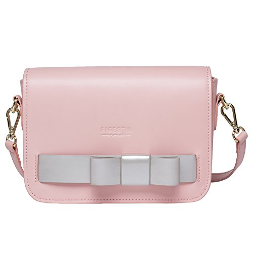 FIGESTIN Structured Mini Special Lovely Crossbody Cell Phone Purse Wallet Single Shoulder Bag