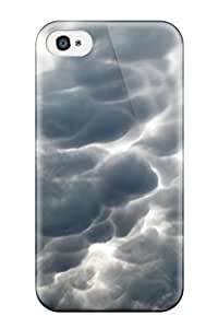 3739922K99028529 Protection Case For Iphone 4/4s / Case Cover For Iphone(cloud)