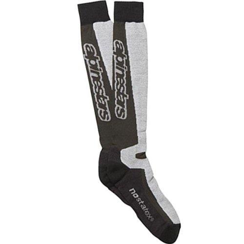 Alpinestars Thermal Tech Socks Size