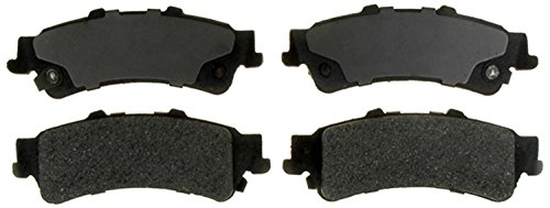 ntage Semi-Metallic Rear Disc Brake Pad Set with Wear Sensor (C3500 Brake Pad)