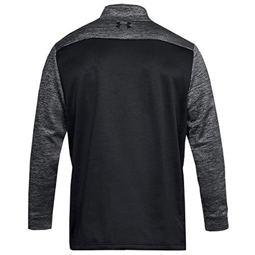 Noir Zip gris shirt Homme Af Icon 4 Sweat Armour Under 1 6fvzwq