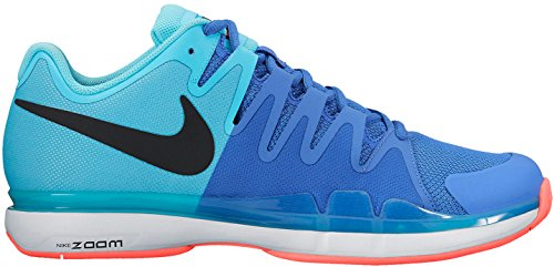 clearance wholesale price Men's Nike Zoom Vapor 9.5 Tour Tennis Shoes (Winter 2017 colors) Polarized Blue/Black/Medium Blue best store to get for sale free shipping from china cheap sale shop for zmd24w