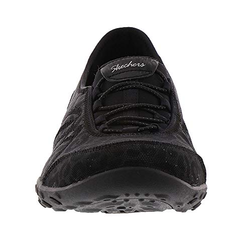 Risk Skechers23228 Black Breathe Donna bold Easy twUqxp7v