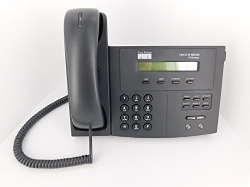 Cisco IP VoIP Phone 7910G - (Call Manager Required) (Cisco 7910g Phone Ip Cp)