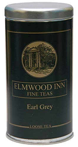 Elmwood Inn Loose Earl Grey Black Tea 3.5 oz