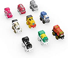 9-Pack Fisher-Price Thomas /& Friends MINIS Mighty Morphin Power Rangers
