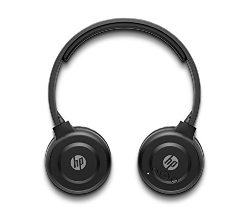 HP Pavilion Bluetooth Wireless Headset 600 (Black)