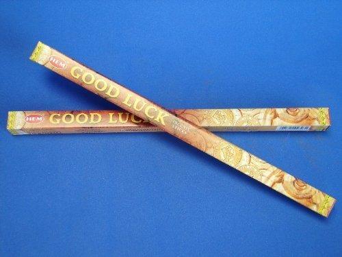 4ボックスのHem Good Luck Incenses B006TKWKT4