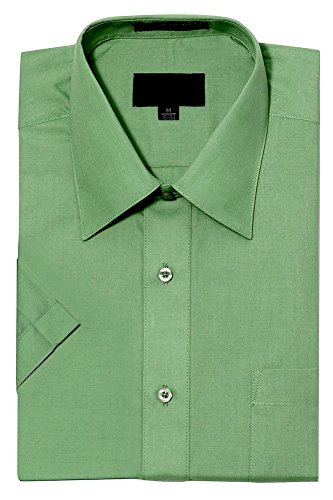 dress shirts solid color - 9