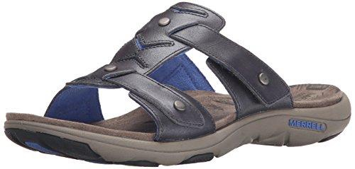 Merrell Womens Adhera Slide Sandal Cemento
