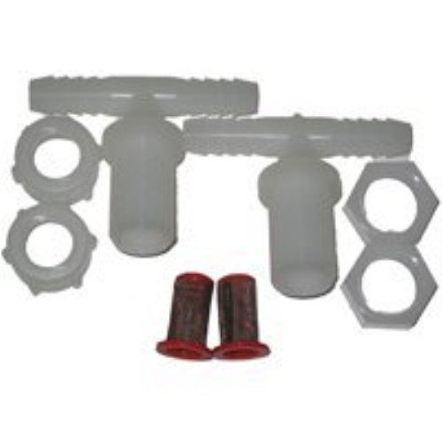 8/Pack Valley Industries 34-140026-Csk Tee Nozzle Body Kit