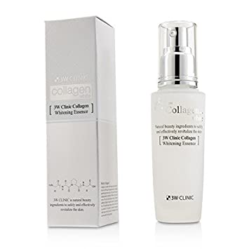 3W CLINIC] Collagen Whitening Essence 50ml - BEST Korea