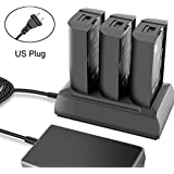 Rucan For Parrot Bebop 2 Drone/FPV Balanced Battery 3 In 1 Super Fast Charger Adapter