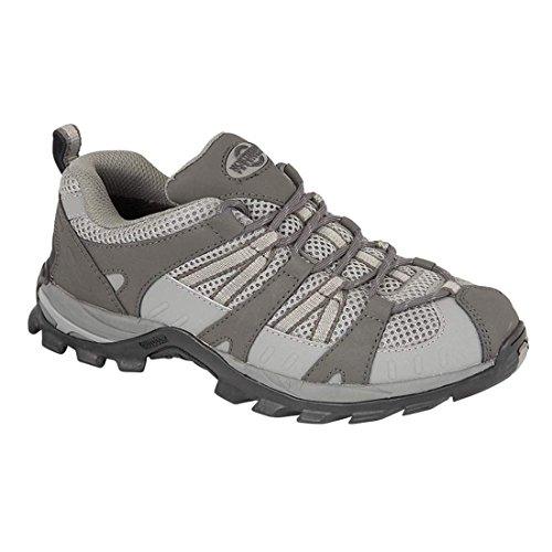pino Totalmente Territory gris Gris Montana Shoe Impermeable senderismo Trainer Ladies Senderismo Cordones Northwest IwqtaZdt