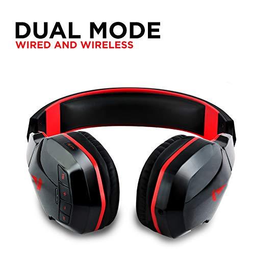 15c1a64eb11 boAt Rockerz 510 Wireless Bluetooth Headphones (Black) - Buy Online ...