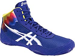 Asics Men's Jb Elite V2.0 Flame, True Bluewhite, Size 10