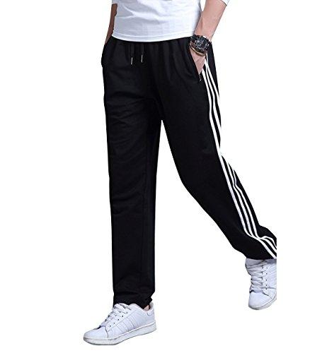 De Jogging Noir Survêtement Coton Et Léger Sport Lachi Homme Été Jogger Printemps Fit Slim Pantalon Hommes Fitness Respirant 8EwTqwfFIn