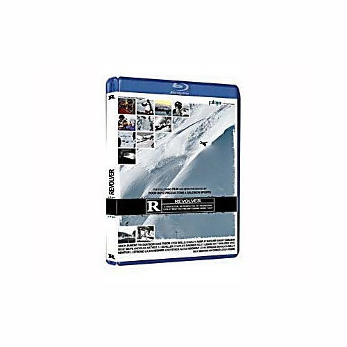 Revolver Snowboard DVD - Poor Boyz Productions