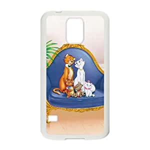The Aristocats For Samsung Galaxy S5 I9600 Cases Cover Cell Phone Case STX064442