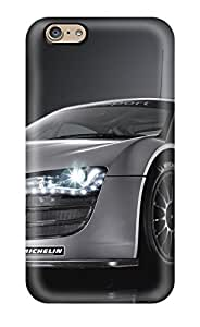 Premium Protection Audi R8 Lms Case Cover For Iphone 6- Retail Packaging