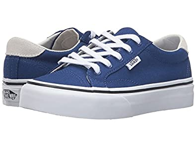 f6b2cbc1f4c8 Amazon.com  Vans Kids Court Little Kid Big Kid Canvas Sodalite Blue ...
