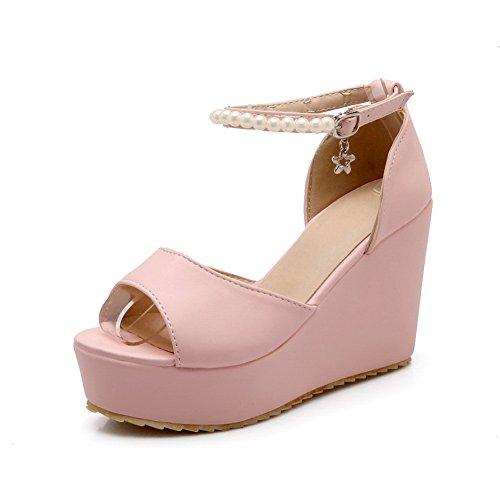 Adee Größe Rose Sandalen 38 Damen Pink OpBqOxrSWw
