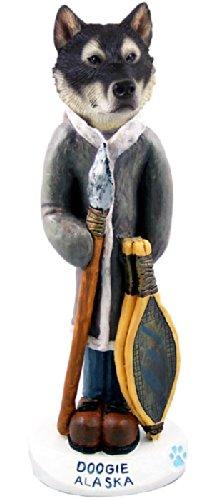 Alaskan Malamute Alaska Doogie Collectable Figurine