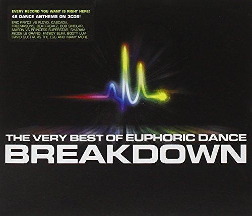 Euphoria: Very Best of Euphoric Dance Breakdown