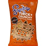Frontera Thick Crunchy Tortilla Chip 12 Oz (Pack of 12) - Pack Of 12