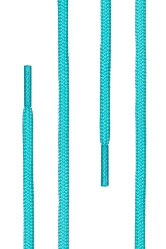 Colori Pelle Di Lunghezza Paia Turchese Poliestere Cm Tondi Lacci 3mm Scarpe Ficchiano Per 130 In Antistrappo 25 E 60 3 Lavoro Ø Da RxwrPRqZg