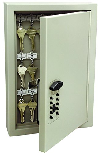 Kidde 001795 Combination TouchPoint Entry Key Locker, Clay, 30,