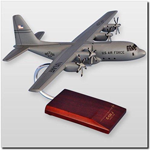 - Mastercraft Collection- C-130J Hercules Wood Desktop Model
