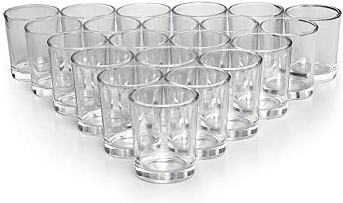 Letine Glass Votive Candle Holders product image
