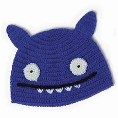 Uglydoll Blue Ugly Hat By Ugly Dolls