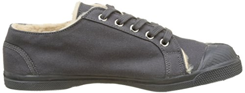 Fourree Bensimon Grau Damen Gris Tennis Kelly Sneakers 7tRTwq
